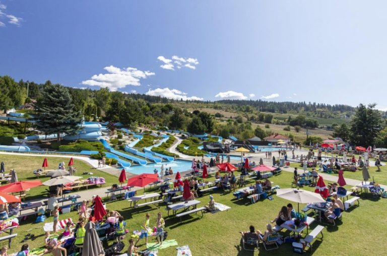 Water Parks in British Columbia