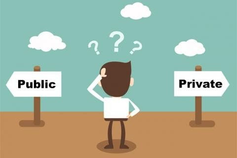 private colleges and public colleges in Canada