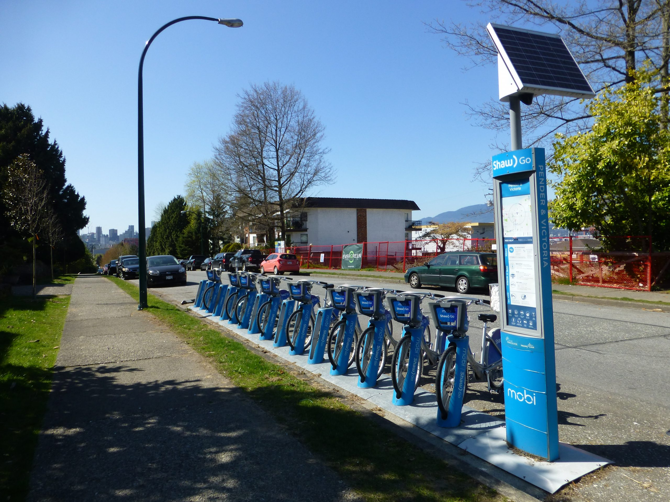 How to Get Around in Vancouver